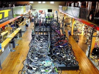 Iconic Bike Retail & Repair Shop - 99% ROI