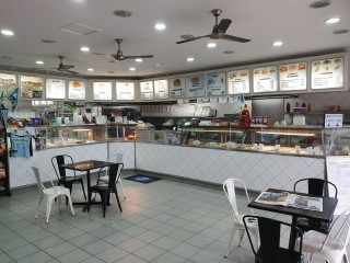 Well Known Takeaway Seafood Chicken Chips Sutherland Shire
