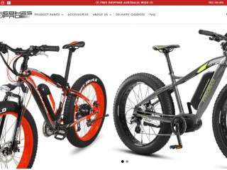 eBikesPro.com.au - Electric Bikes, Trikes, Scooters & Skateboards