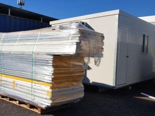 Portable Buildings Importer (Good net & growth) - BF