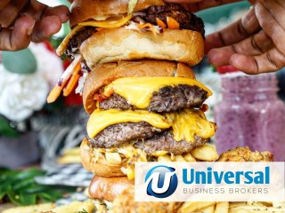 Fully Licensed Hamburger restaurant for sale in the Sutherland Shire