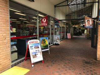 Licensed Post Office & Lotto Agency