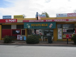 Shepparton Post Office & General Store GJA