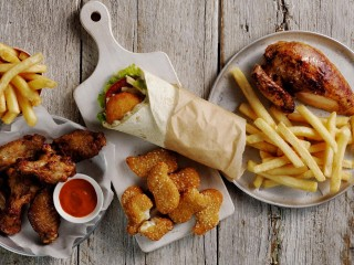 Chicken Takeaway Restaurant 360BS