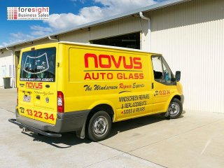 Solid profit! Windscreen repair business Maryborough/Hervey Bay SS