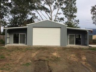 Sea Change Awaits You - Sheds Garages and Carport Business