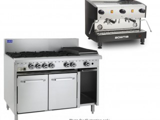 Wholesale and Retail Kitchen Equipment