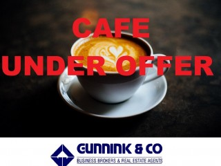 UNDER OFFER - Cafe in Western Suburbs