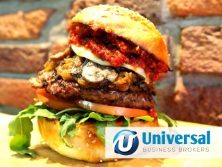 Hamburger shop for sale in the Sutherland Shire