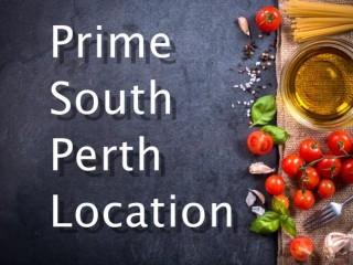 Established South Perth Cafe/Restaurant