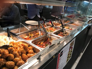Asian Takeaway & Sushi Bar on buiest street Melbourne CBD #01049 - GBA