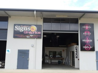 KUSTOM SIGNS & GRAPHICS * Price for a Quick Sale