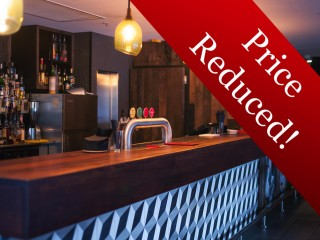 Perth CBD Bar with Top Spec fitout