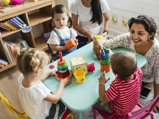 Online Business Childcare Sector Recurring Revenue