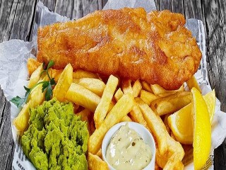 Ulverstone's Best Fish n Chips, A1 Presetation Service Cleanliness $55,000 O/O
