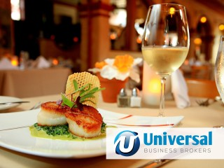 Fine Dining Restaurant with on Premises liquor license for sale in the sutherland shire