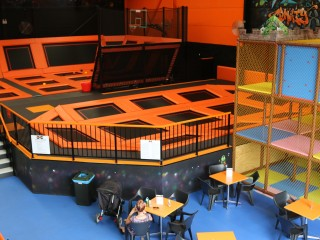 Trampoline Park recently established -     CLWilsons