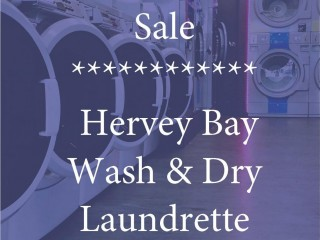 Busy automated Launderette business Hervey Bay SS