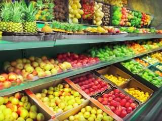 FRESH PRODUCE - INDIAN GROCERIES - WESTERN SUBURBS -SBXA