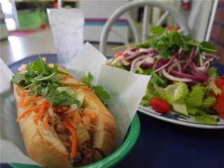 5 Days Vietnamese Lunch Bar and Takeaway Brisbane city centre.
