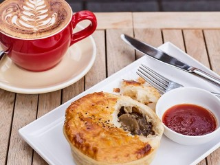 Expresso Bar and Pie Shop Cafe for sale in the Sutherland Shire CF