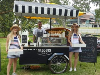 Profitable Ice Cream Cart business. Attention First Time Buyers. Nothing to spend!