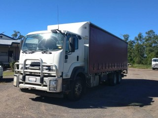ROAD AND FREIGHT TRANSPORT BUSINESS BRISBANE TO BUNDABERG  5 DAYS A WEEK ASKING PRICE $575K WIWO