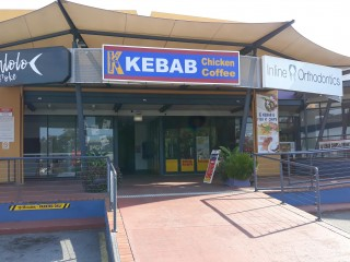 Big Cafe and Takeaway with kebabs in Capalaba