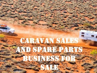 Caravan sales and spare parts business SS