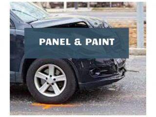 PROFITABLE PANEL & PAINT - OWNER EARNINGS APPROX $350k PA
