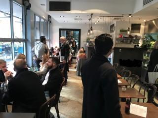 Stable Café taking $17,000, City #20059