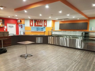 Upmarket industrial Cafe/take away experienced operator wanted PBA
