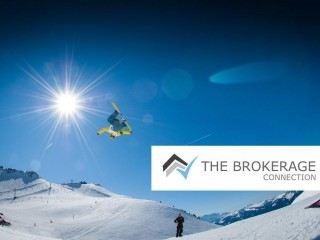NEW Ski Season Approaching Retail and Online Sales Snow Business Great Investment