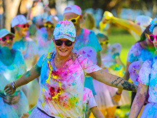 Event Management - Colour Frenzy - Work from Home